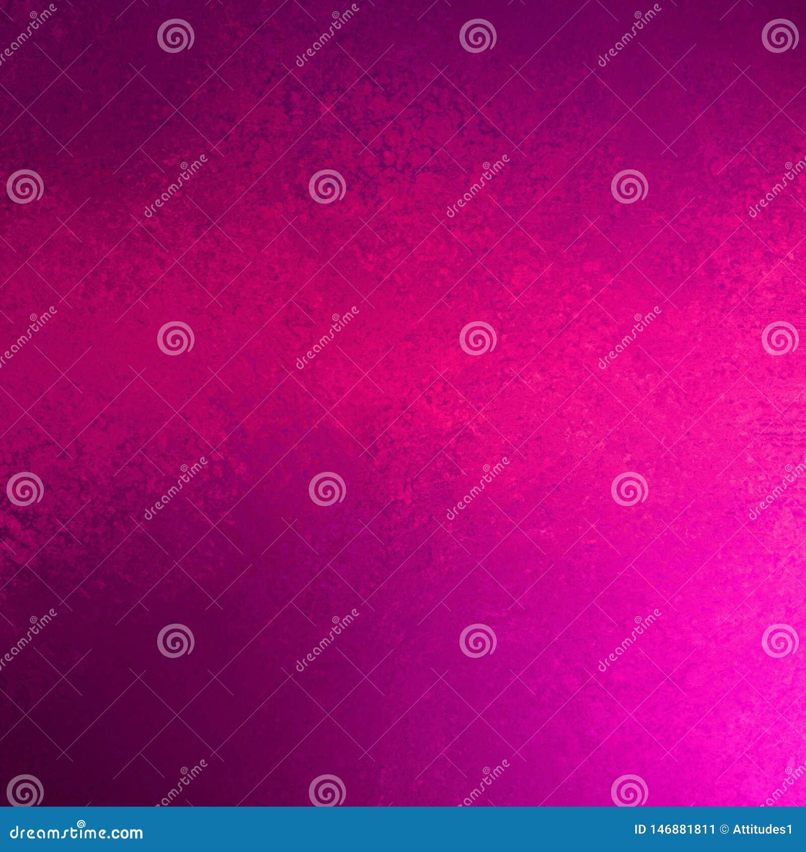 Fundo roxo cor-de-rosa e ultravioleta quente no projeto abstrato moderno da textura do grunge