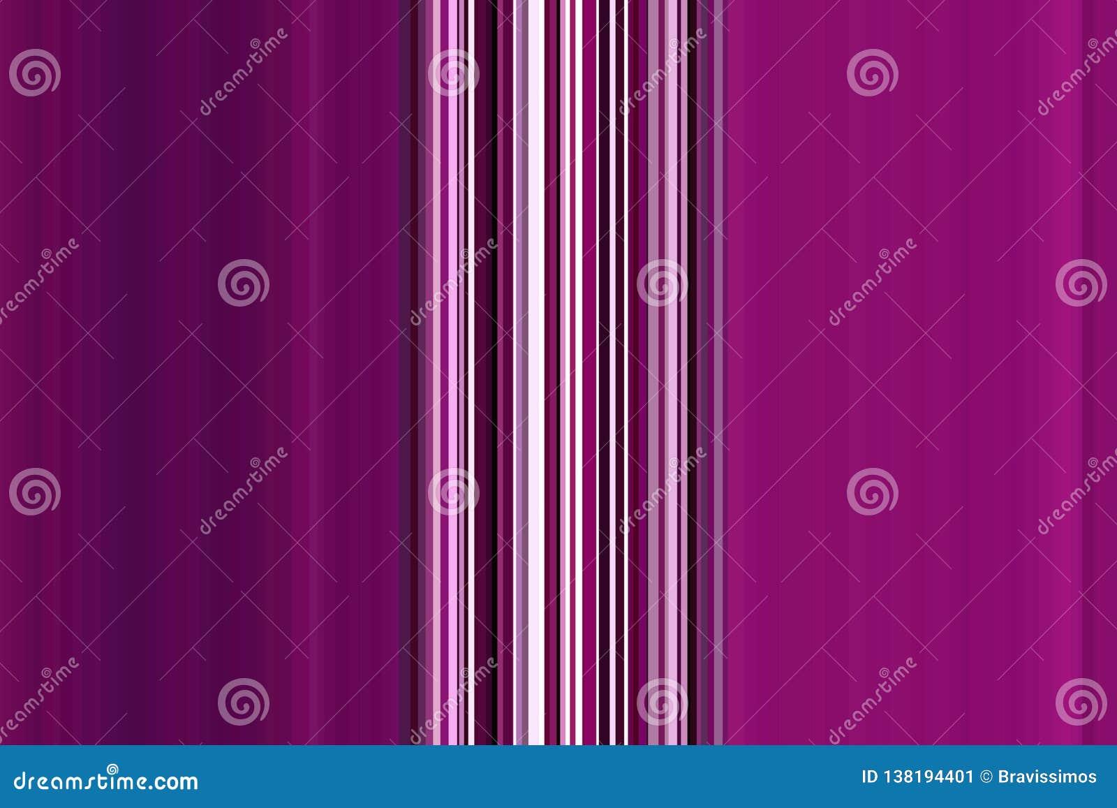 Fundo roxo Teste padrão do projeto da arte Ilustração abstrata do brilho com projeto brilhante do inclinação Listras sem emenda c