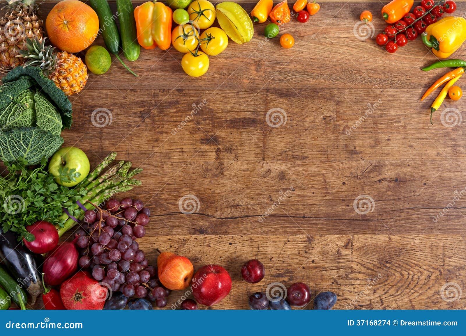 Fundo Saudvel Do Alimento Imagens De Stock Imagem 37168274