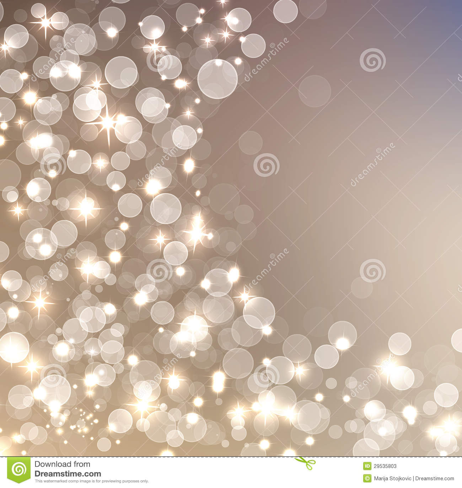 Fundo sparkling do Natal elegante