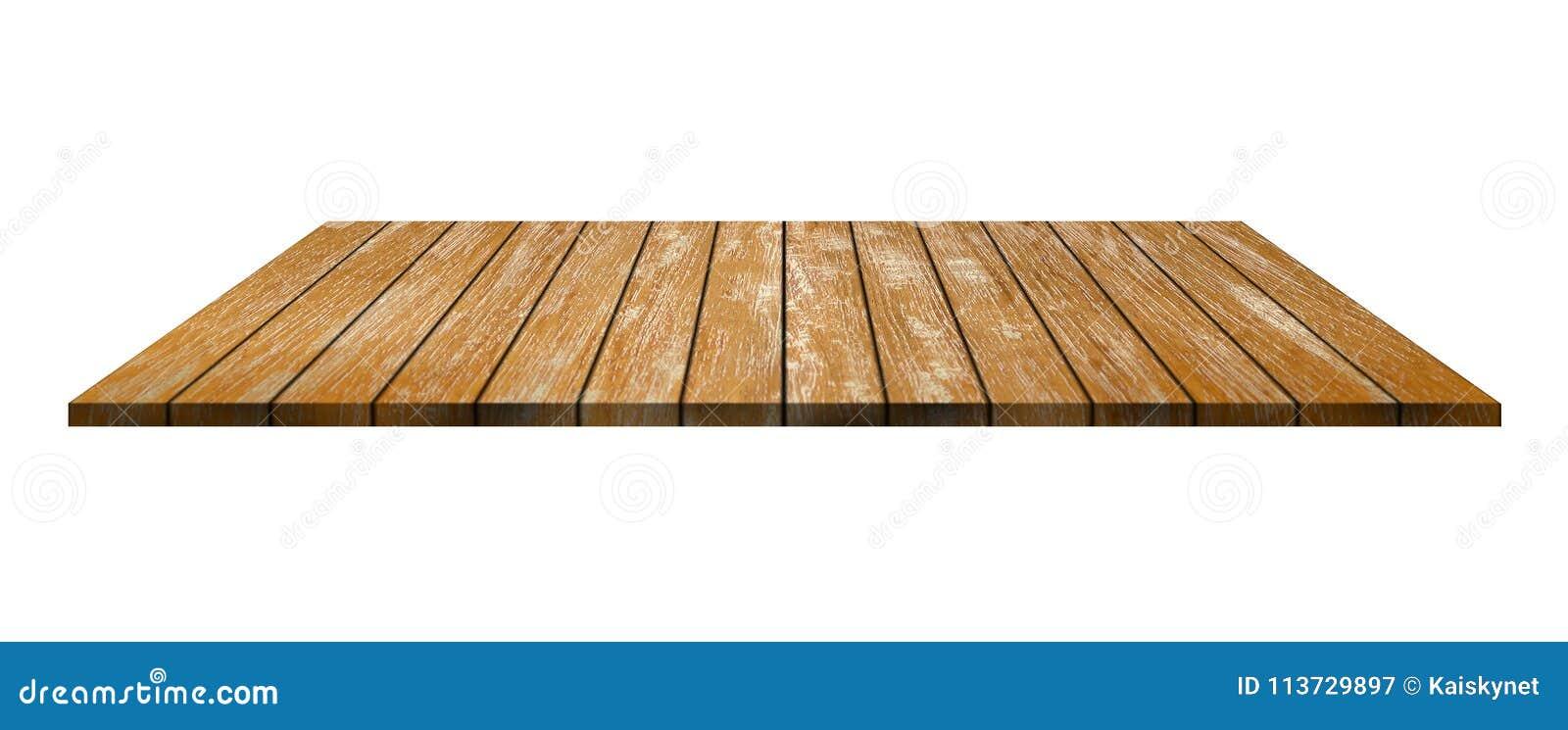Fundo vazio da madeira da teca Fundo de madeira da placa de tabela Natur