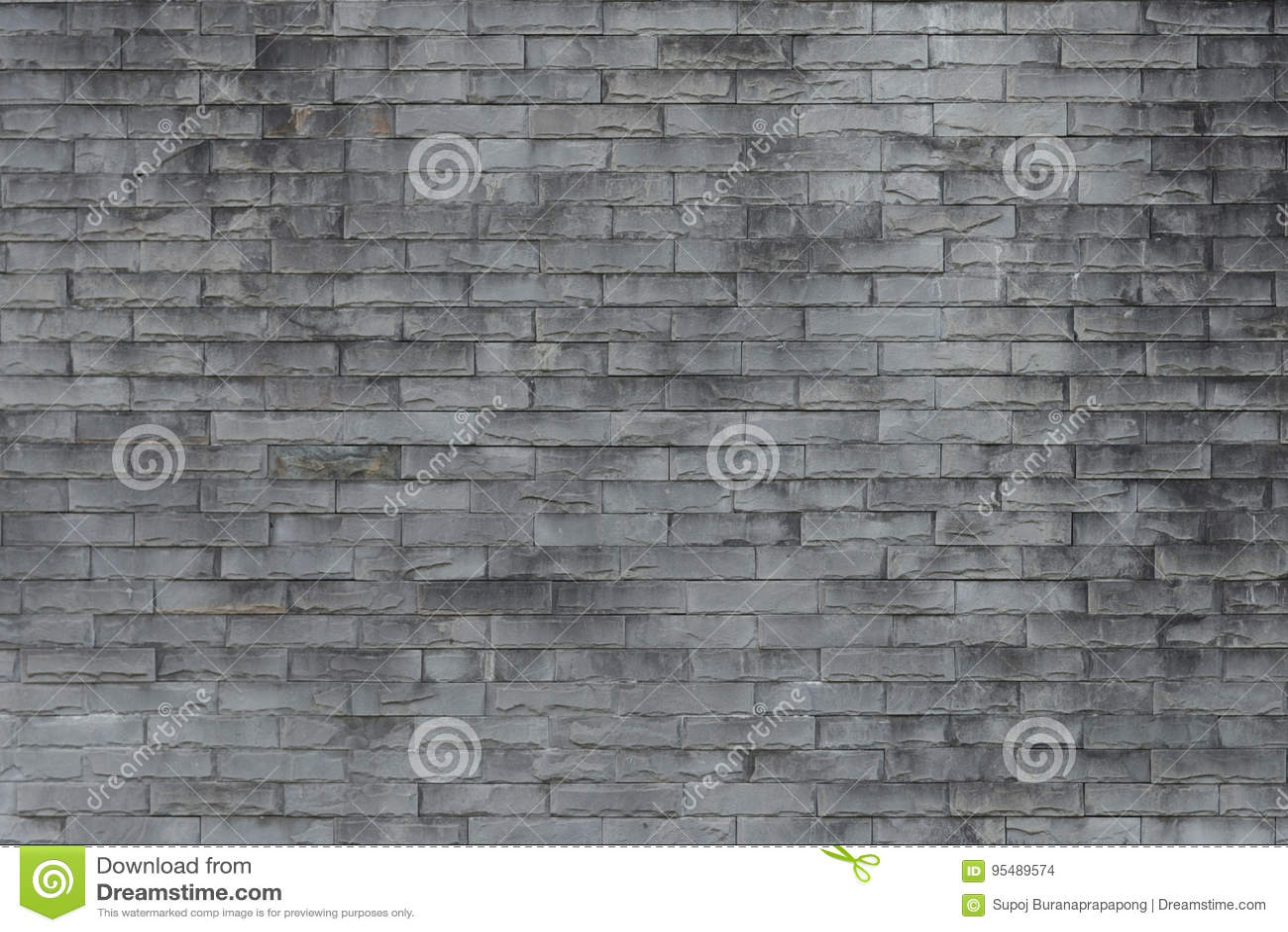 Fundo velho da parede de tijolo Textura de Grunge Papel de parede preto escuro