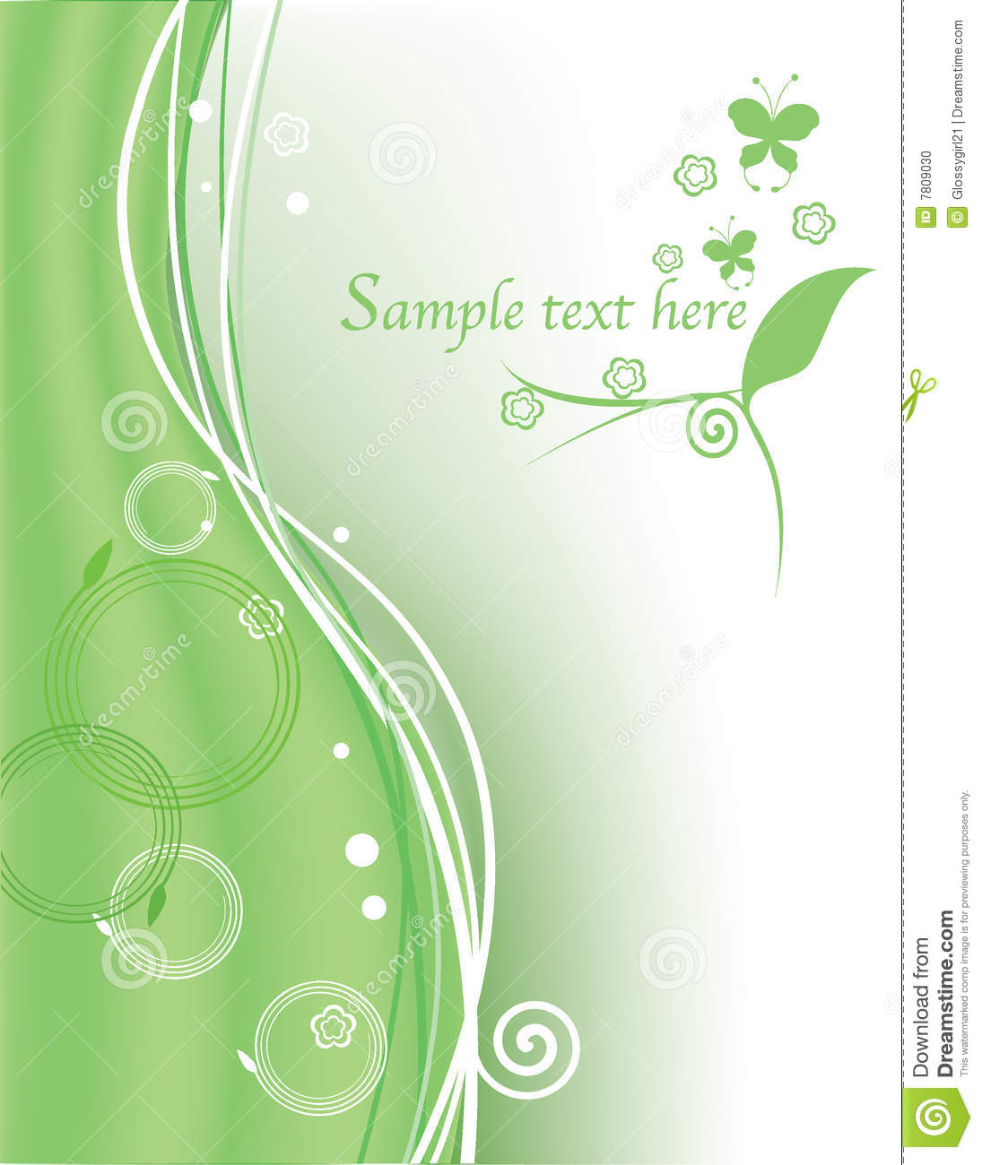 poster template publisher