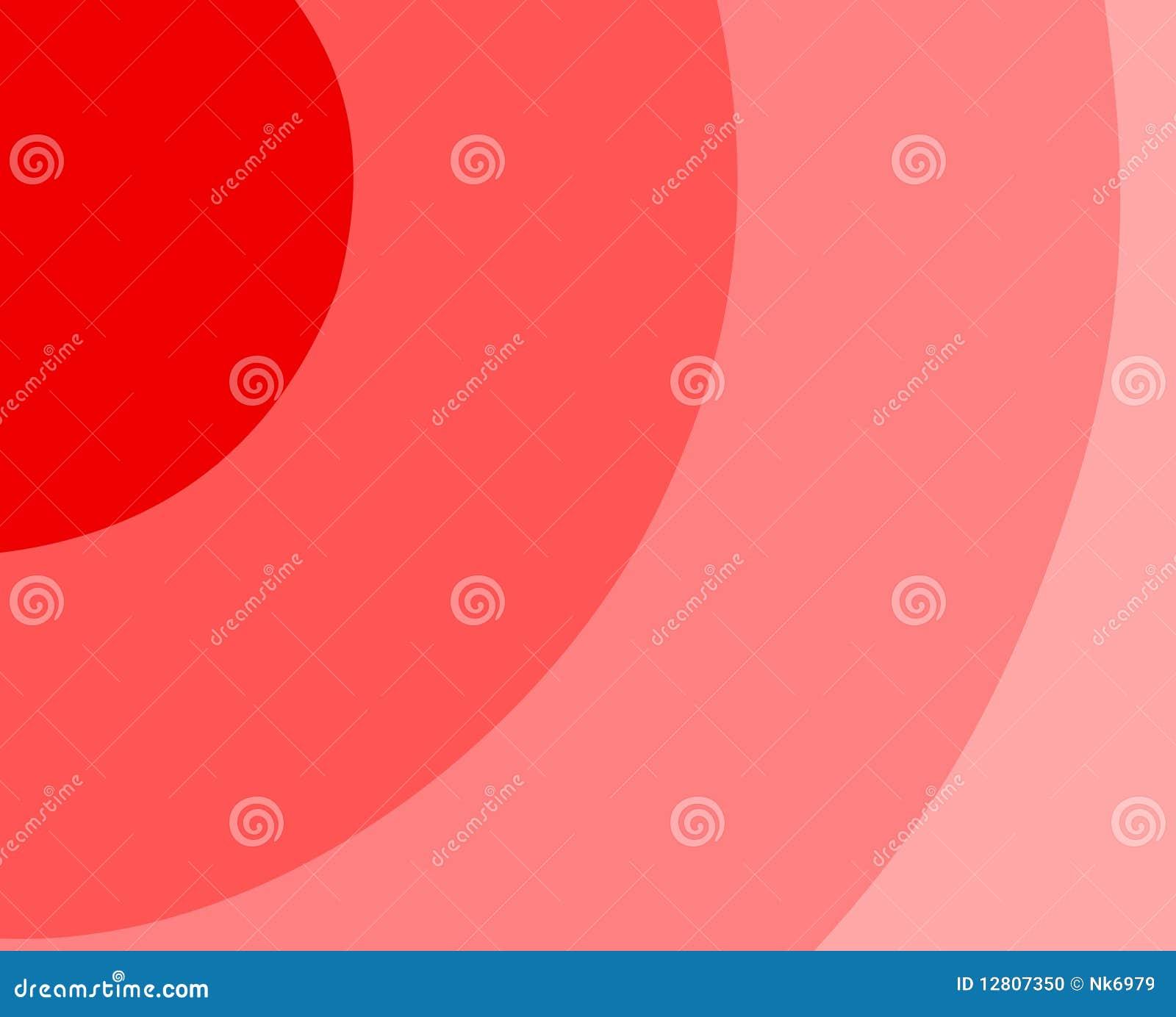 Fundo vermelho com espiral