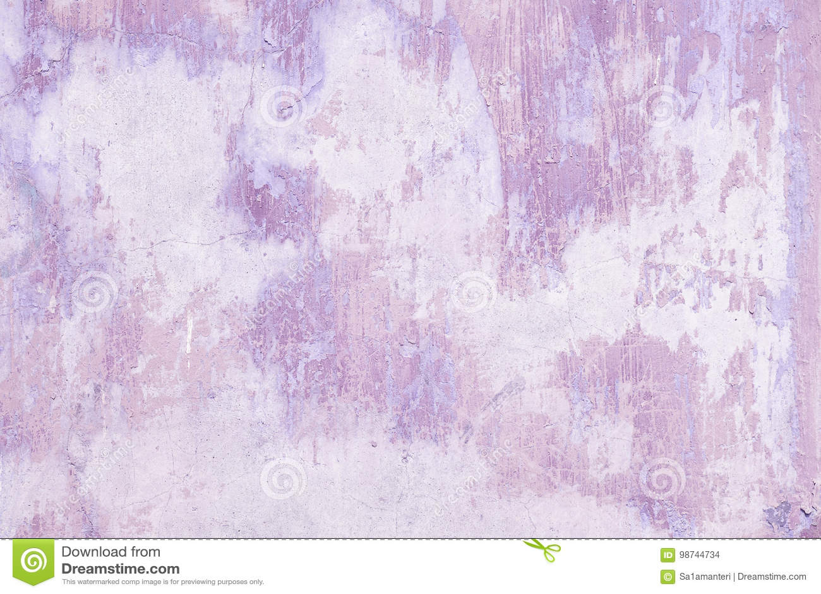 Fundo violeta velho da textura da parede do grunge