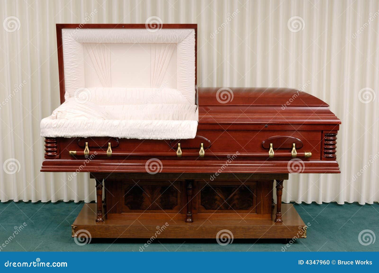 Funeral Casket