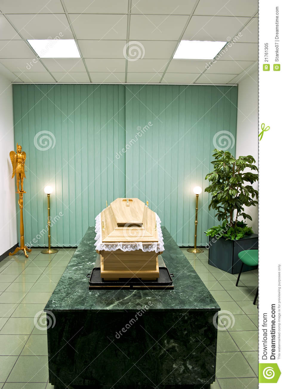 Funeral Home Royalty Free Stock Photo Image 21761305