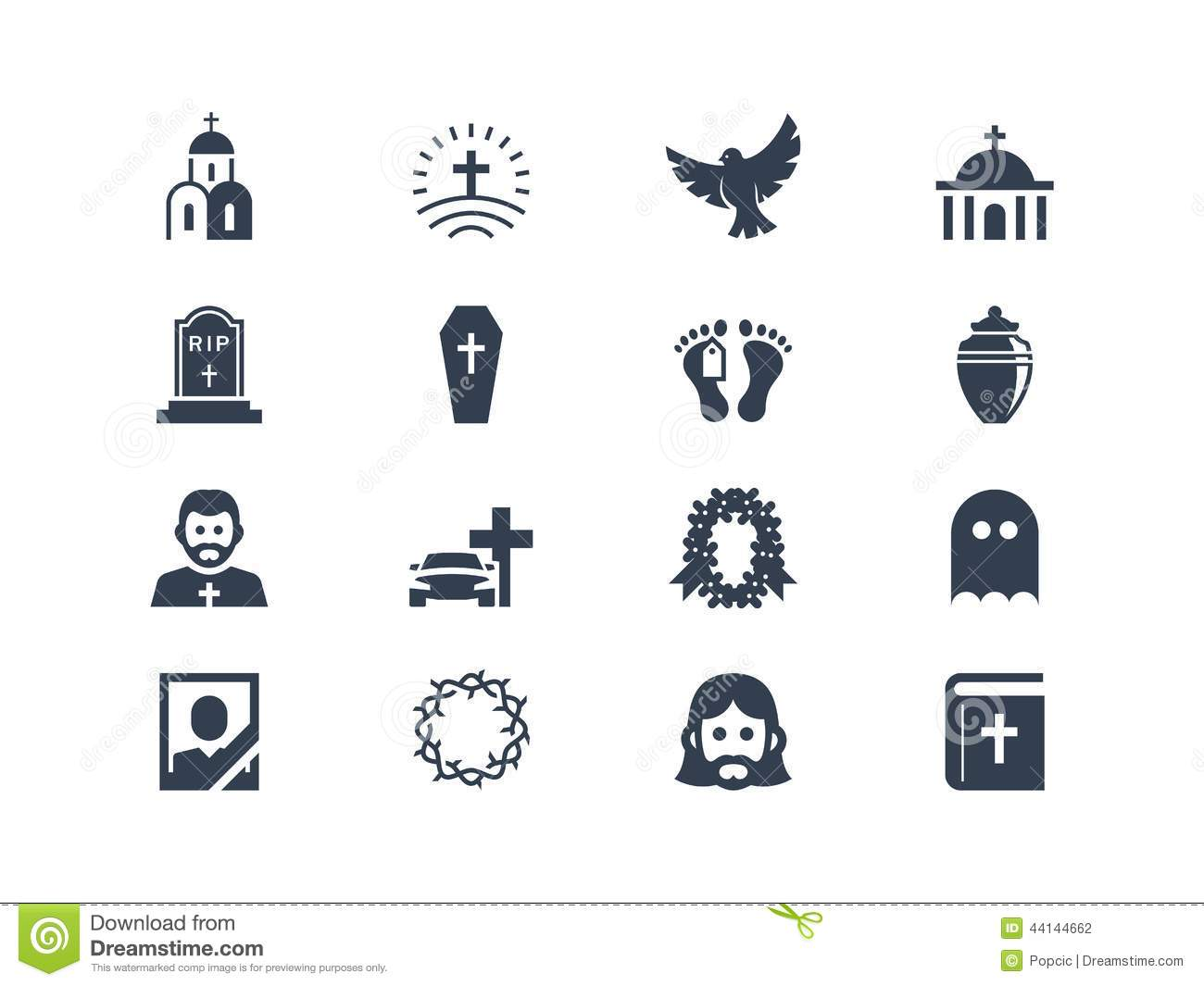 funeral icons stock vector image of funeral  burning tombstone shape vector tombstone vector art