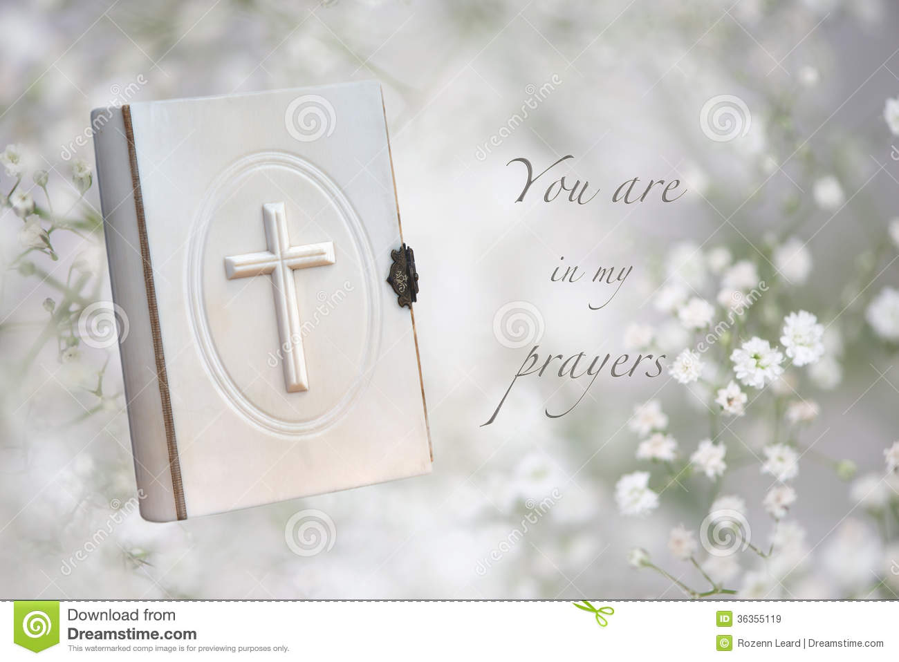 Funeral prayers card stock image image of flower loss 36355119 funeral prayers card izmirmasajfo