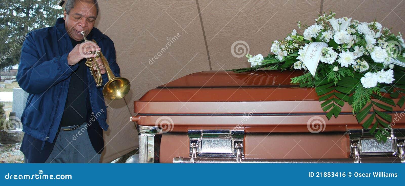 Funerale di jazz.