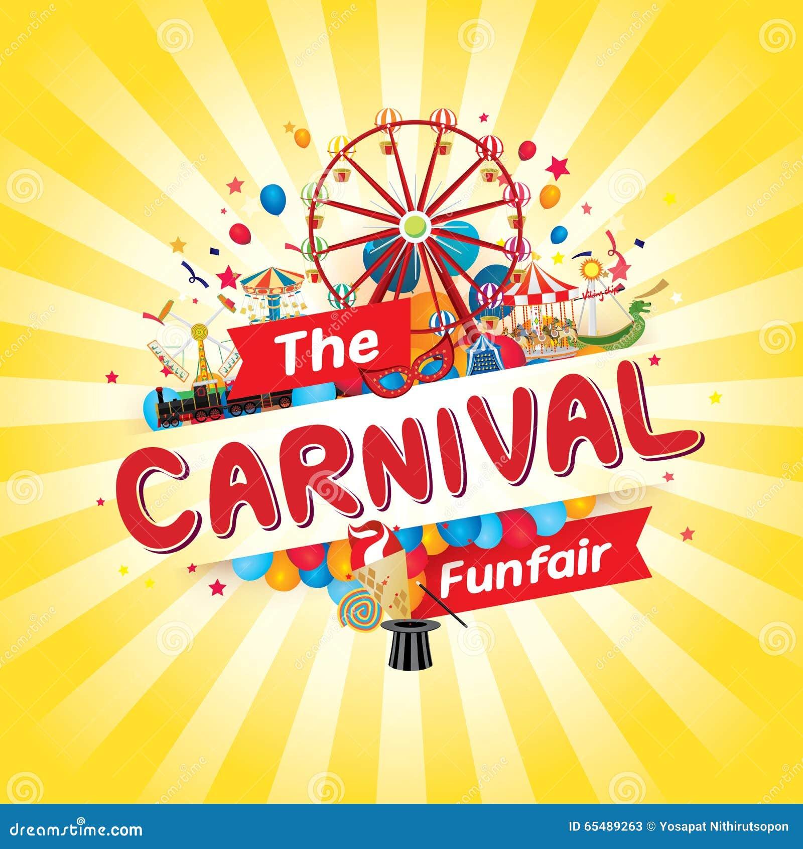 Funfair del carnaval