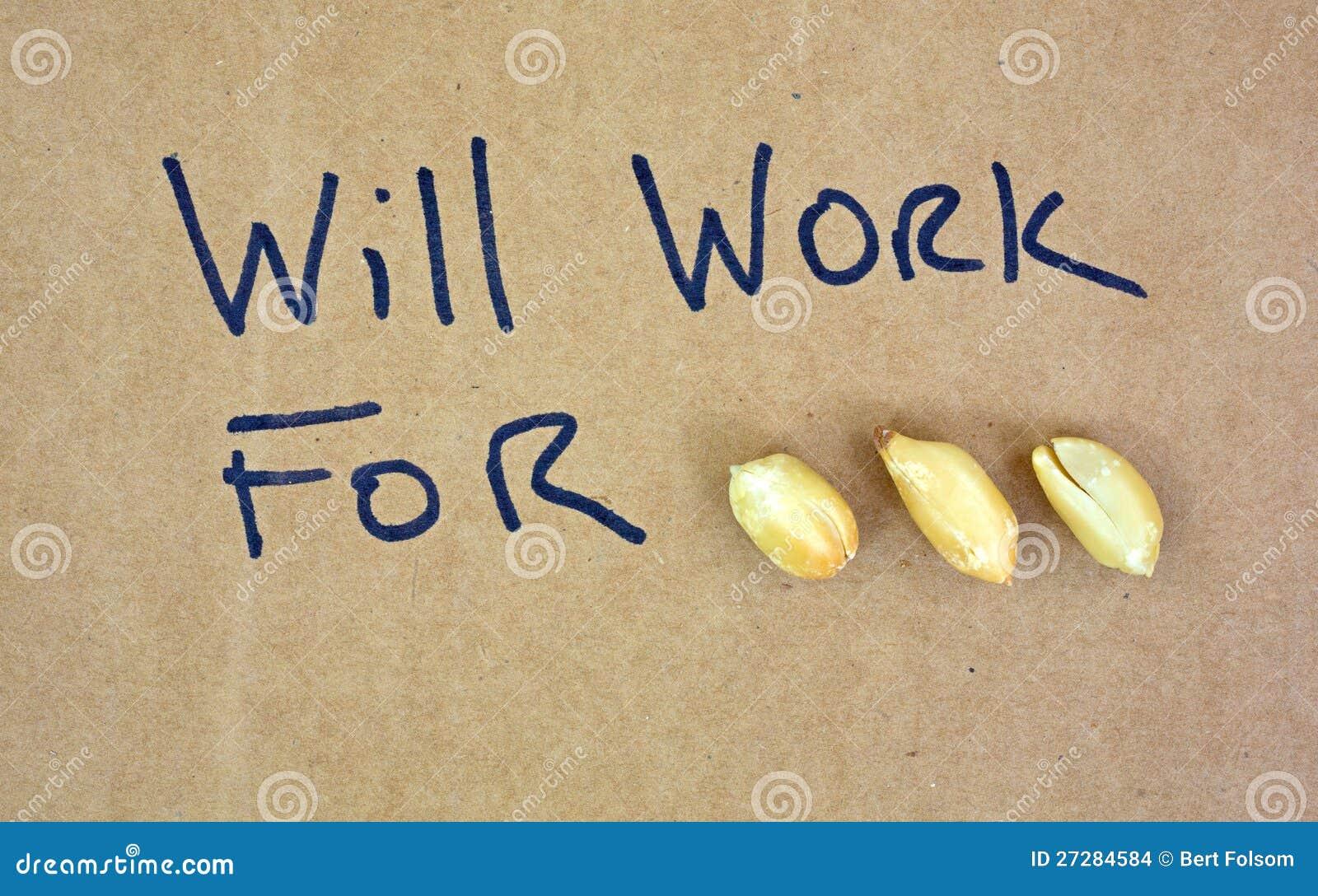 Fungerar för jordnötter