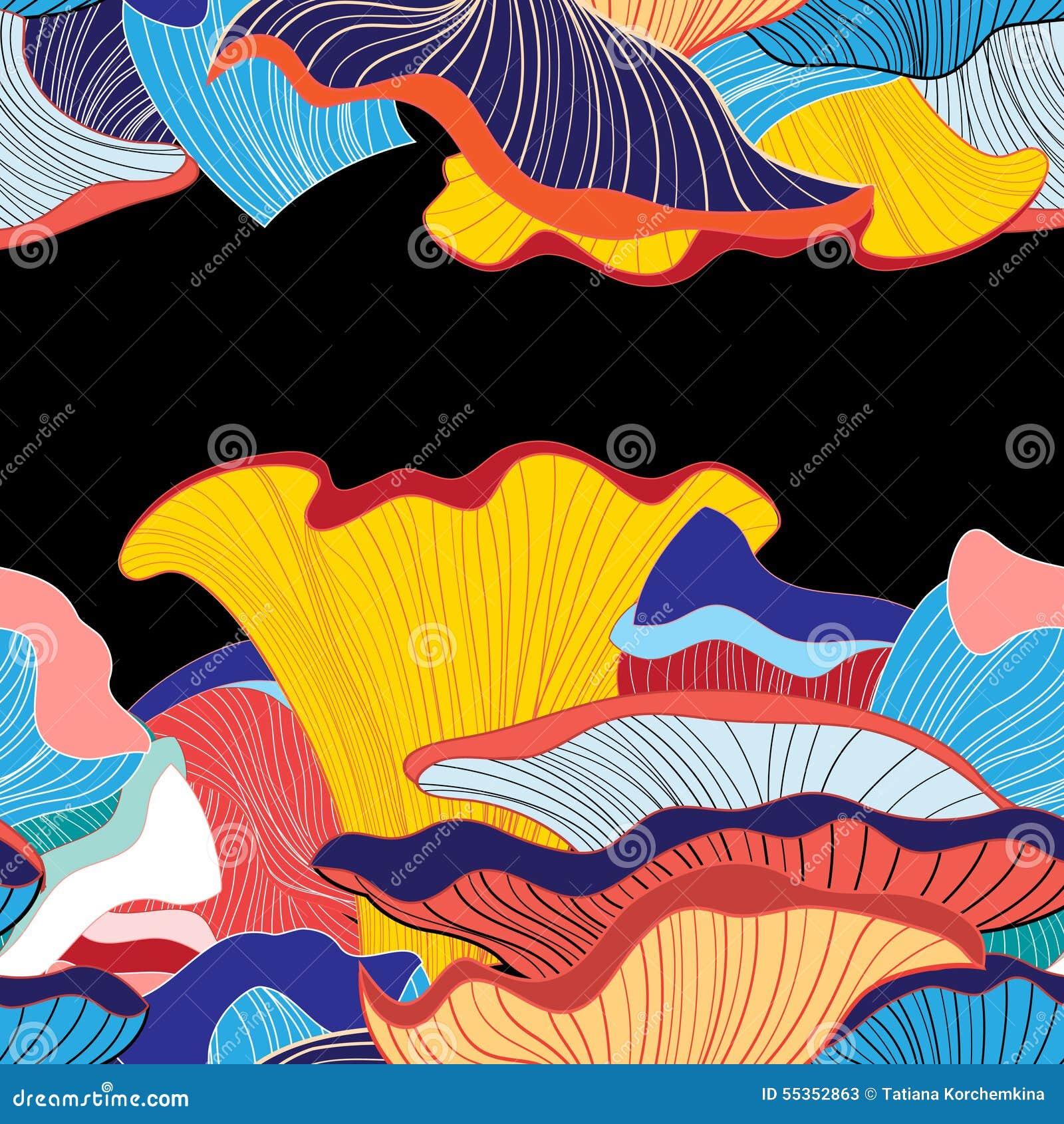 Funghi del fondo