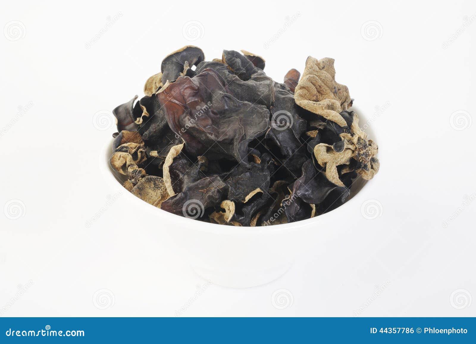 Fungo nero (fungo dell orecchio dell ebreo)