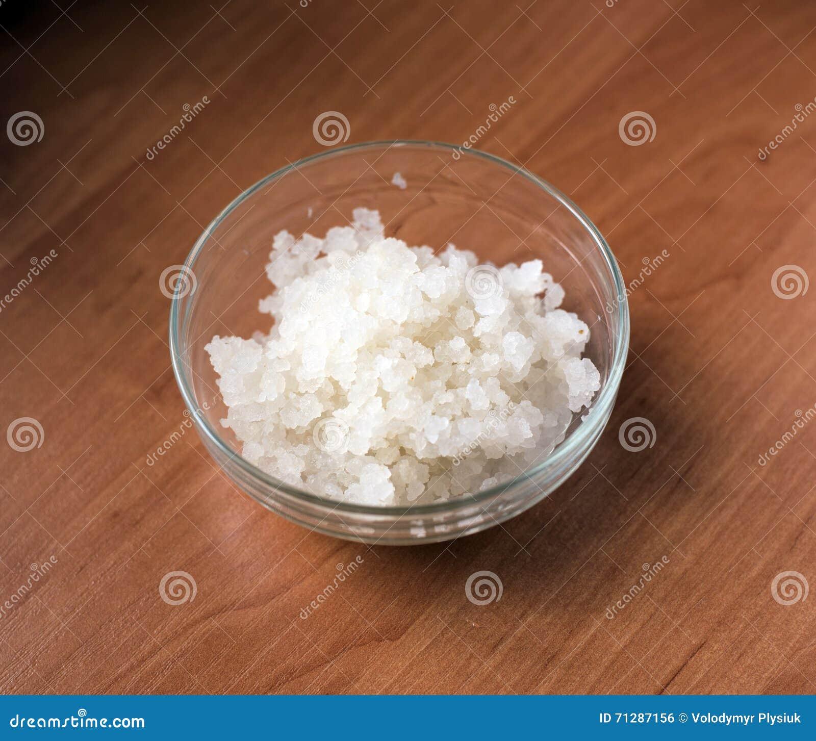 Fungo - zooglea  riso marittimo indiano