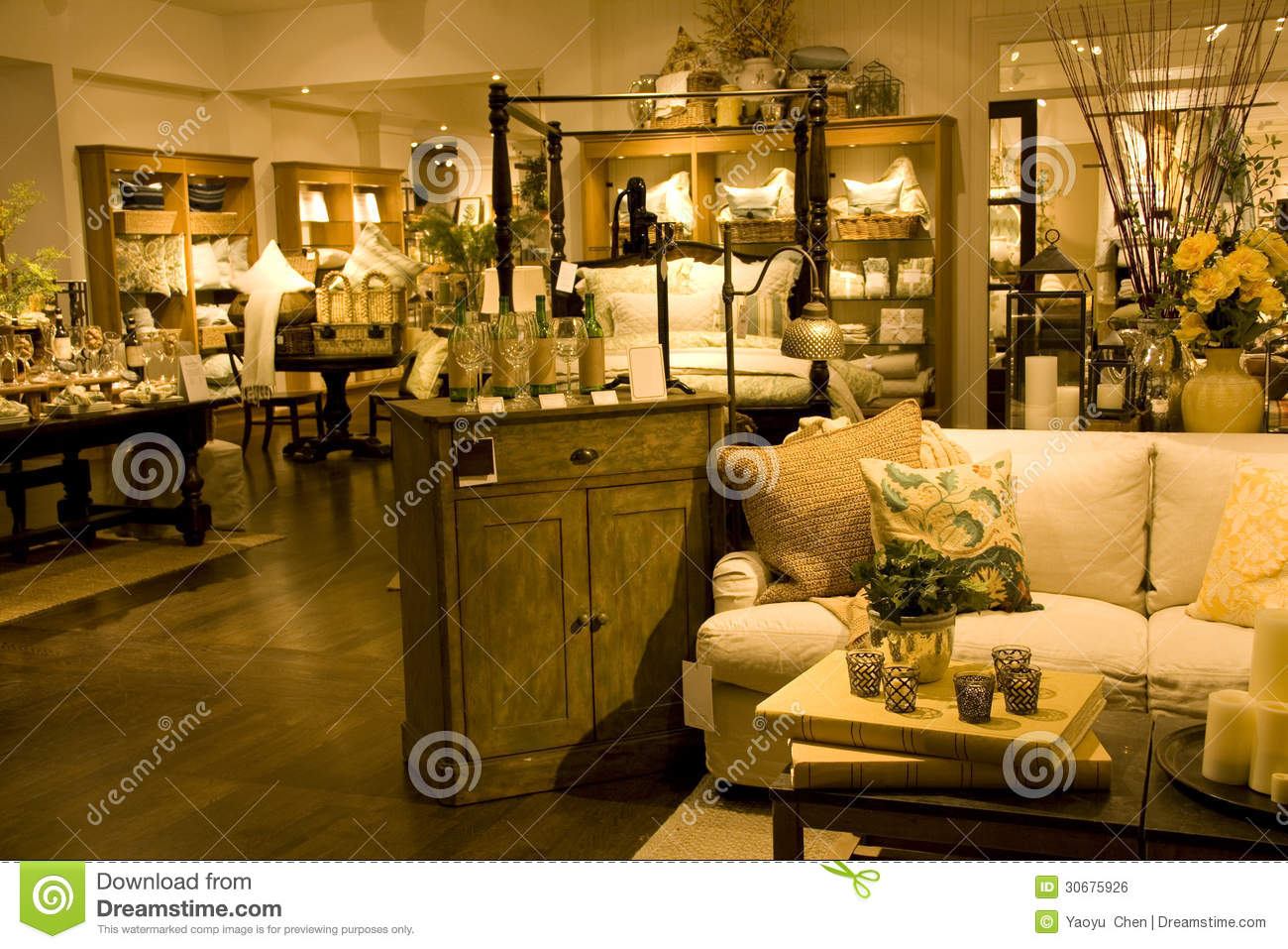 Funiture and home decor store royalty free stock image image 30675926 - How to sell home decor online plan ...