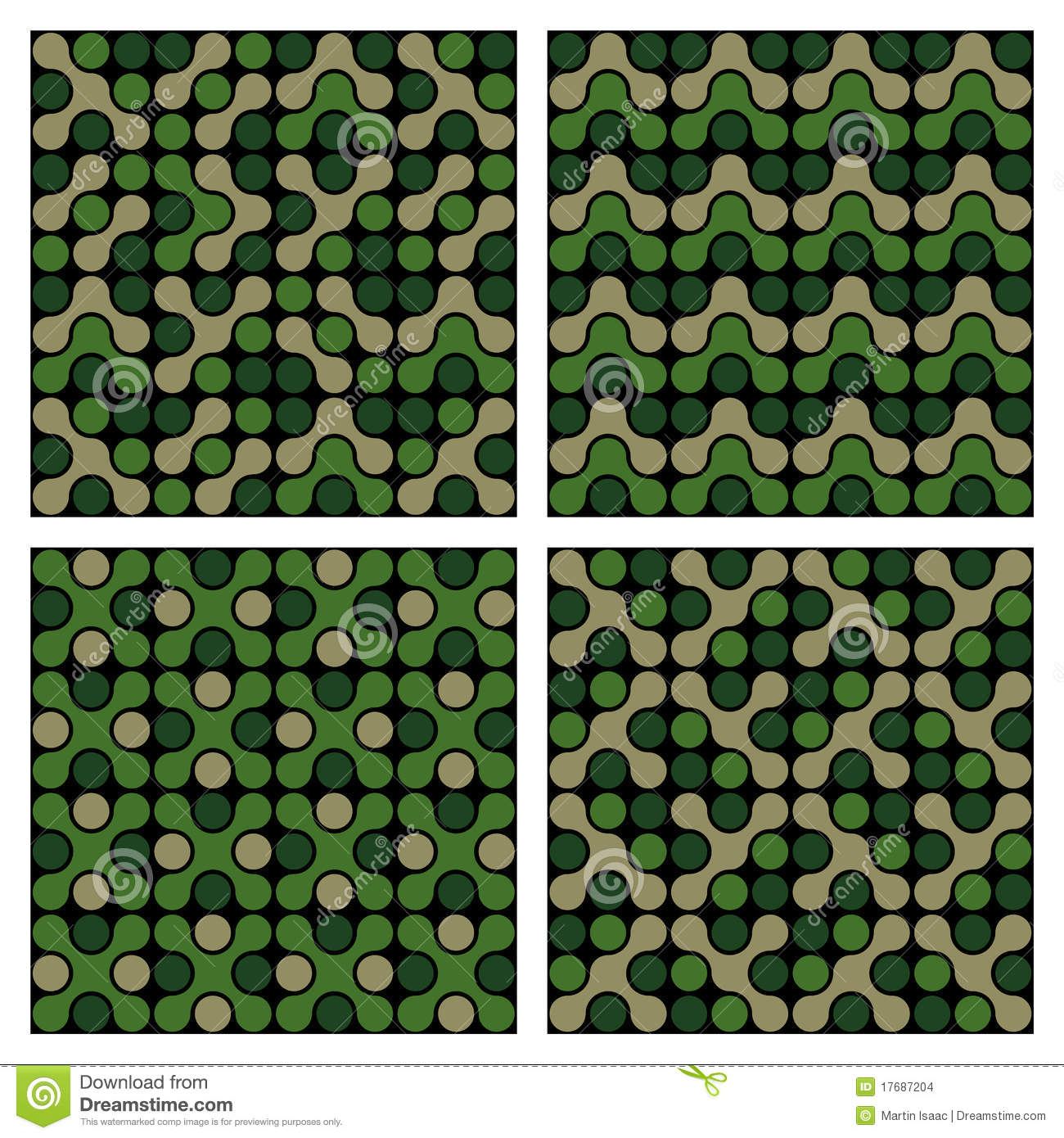 Funky Camouflage Patterns