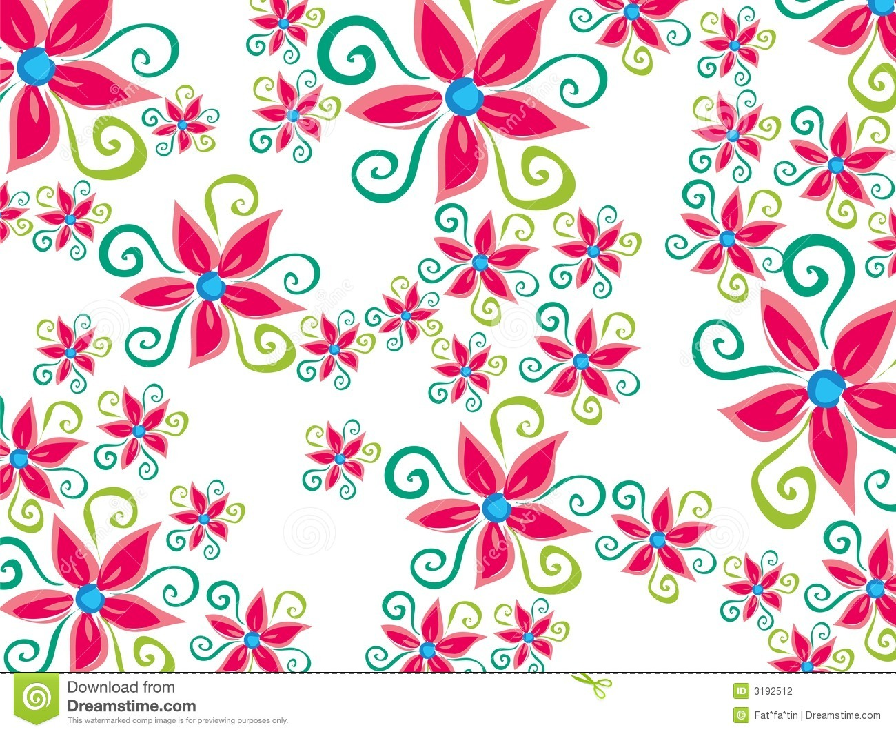 Funky groovy flower daisy stock vector. Illustration of ...