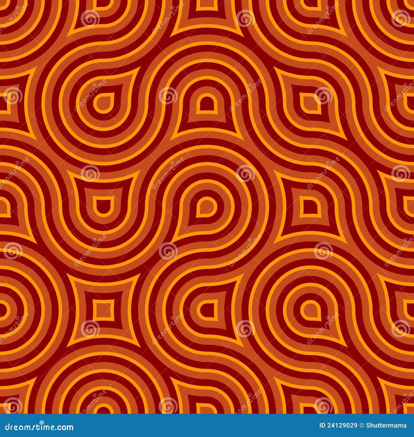 70s Wallpaper Pattern Patterns  retro love  Pinterest