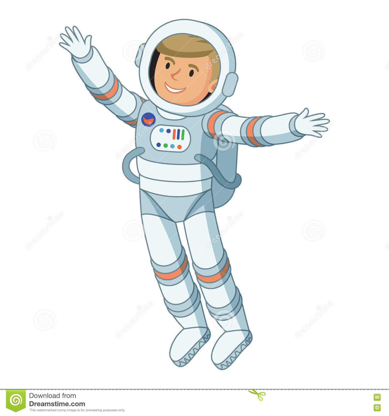 astronaut in outer space - photo #30