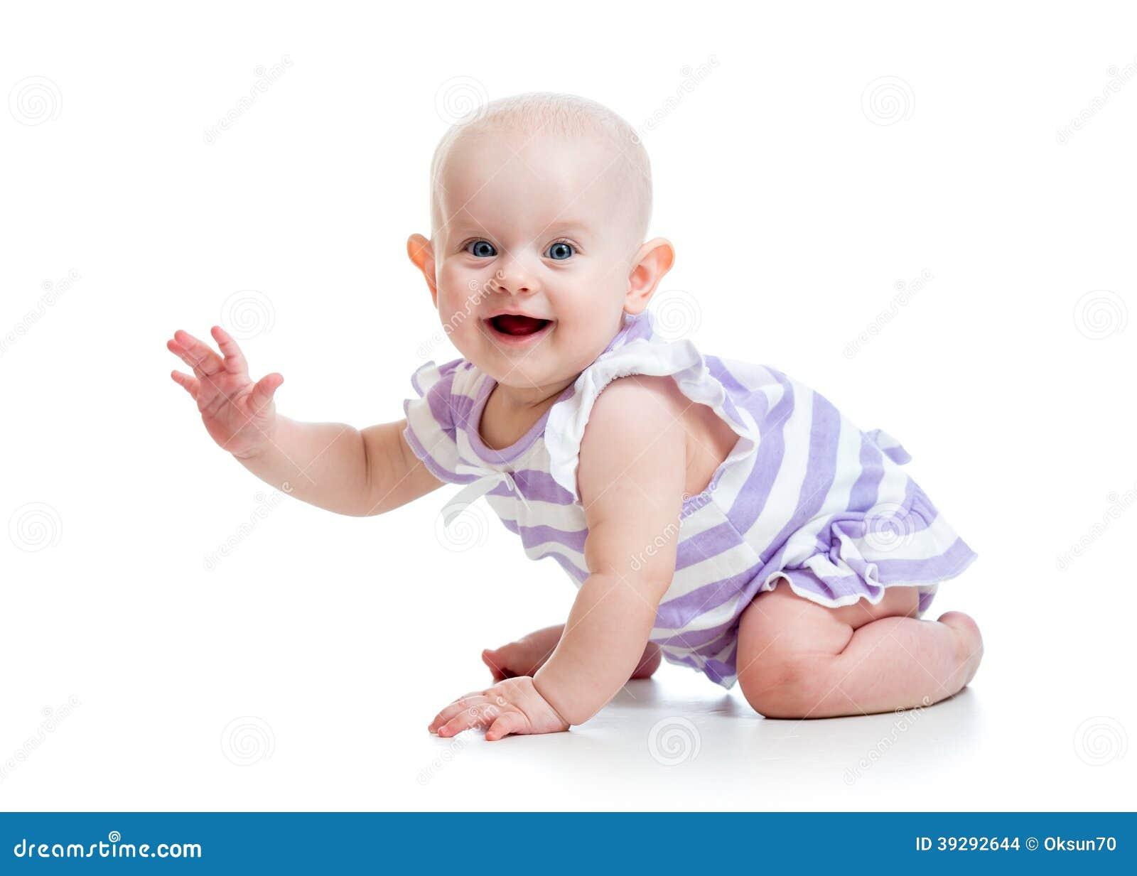 Funny Baby Girl Stock Photo - Image: 39292644 Funny Baby Girl