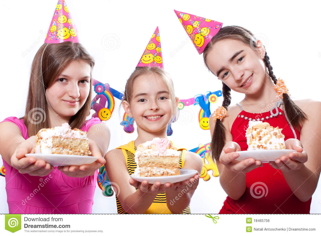 Funny birthday party stock photo. Image of celebration ...