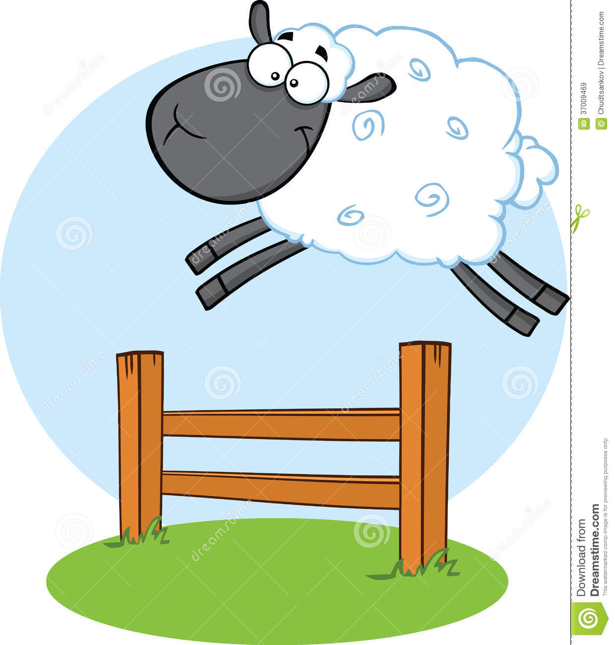 Counting Sheep Illustrations And Clip Art 319 Counting Sheep Royalty