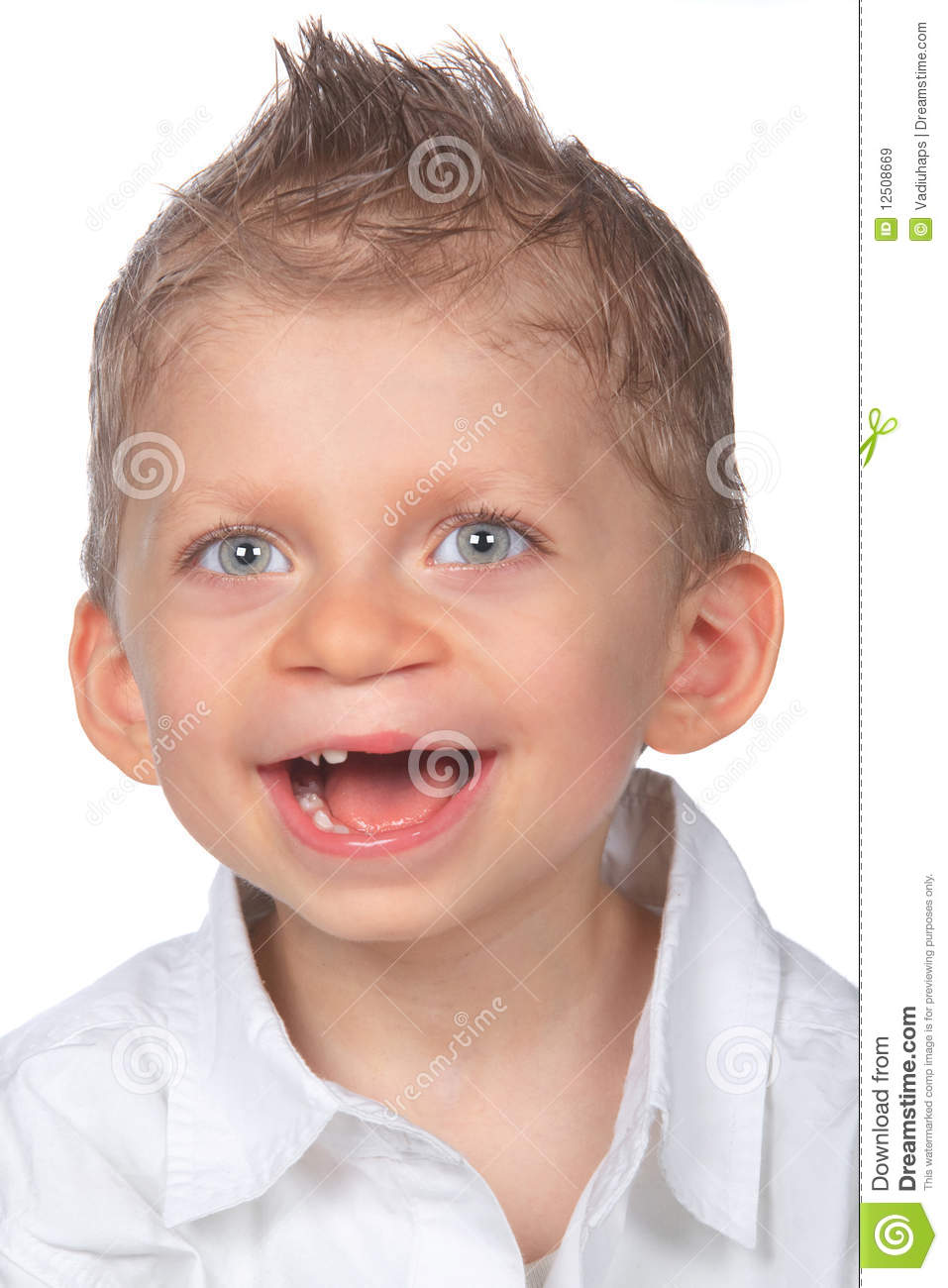 funny boy Happy cheerful boy laughing vector illustration of a little kid face portrait of a  boy smiling on a white background download a free preview or.