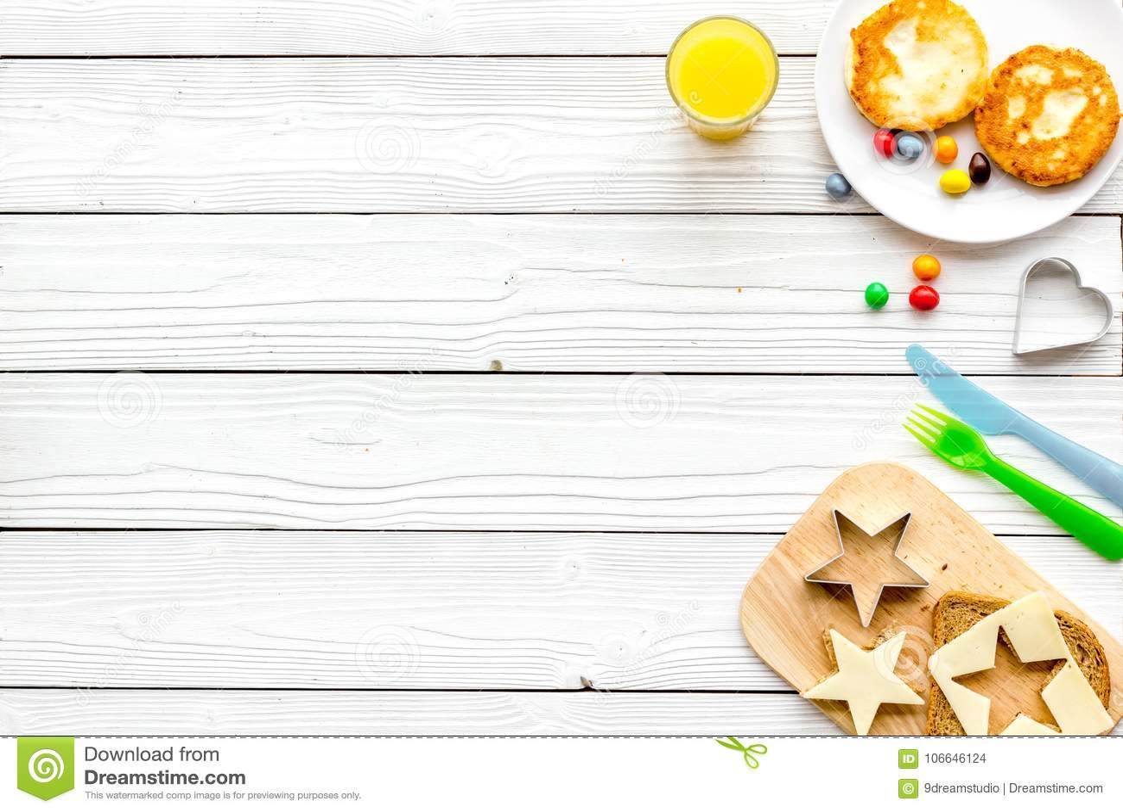 Star nutrition shape