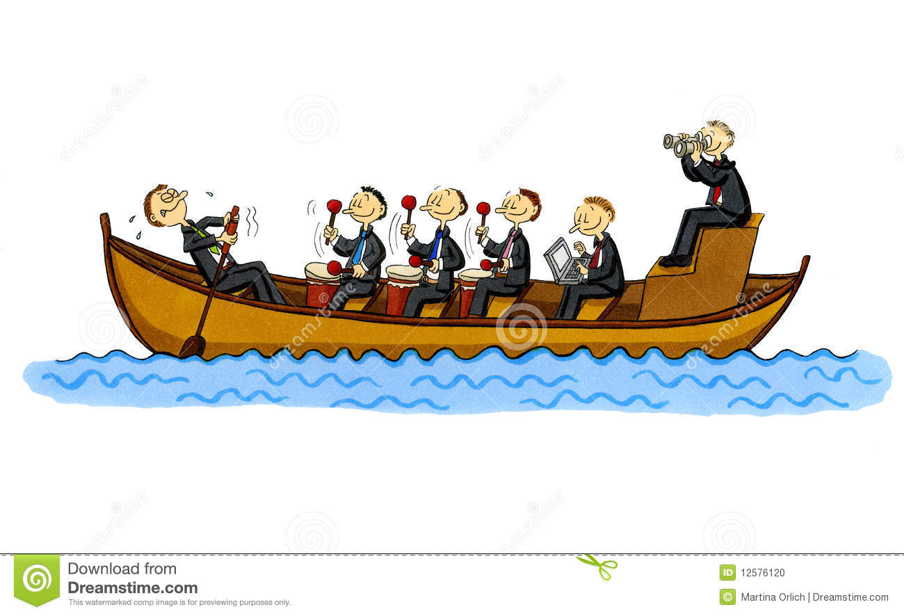 funny business cartoon of a row boat stock illustration Tugboat SVG tugboat clipart black and white