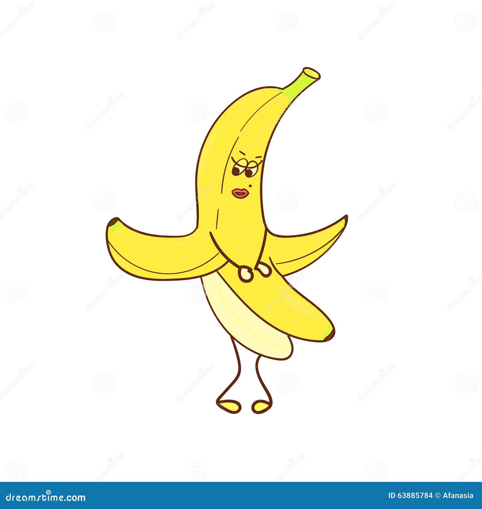 banana funny cartoon - photo #3