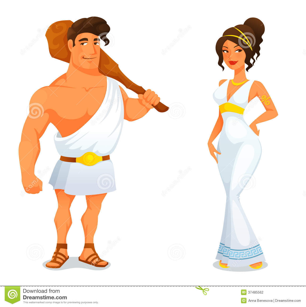 a report on atalanta a character in ancient greek mythology Greek mythology / olympians / athena  poseidon and athena had a much-publicized quarrel over who deserves to be the patron of the most prosperous ancient greek .