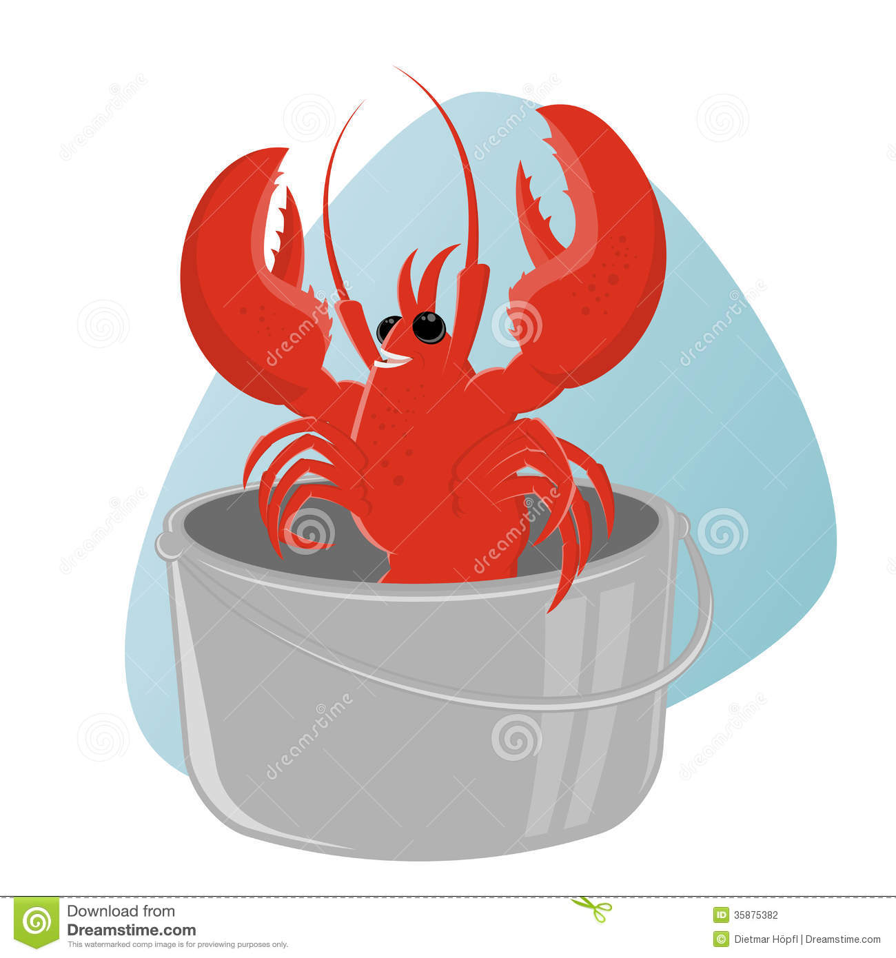 funny lobster clipart - photo #20
