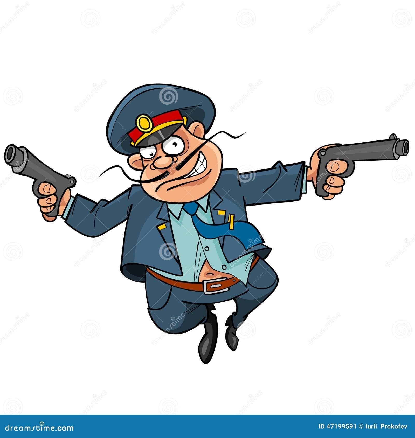 cartoon policeman running stock illustrations u2013 76 cartoon