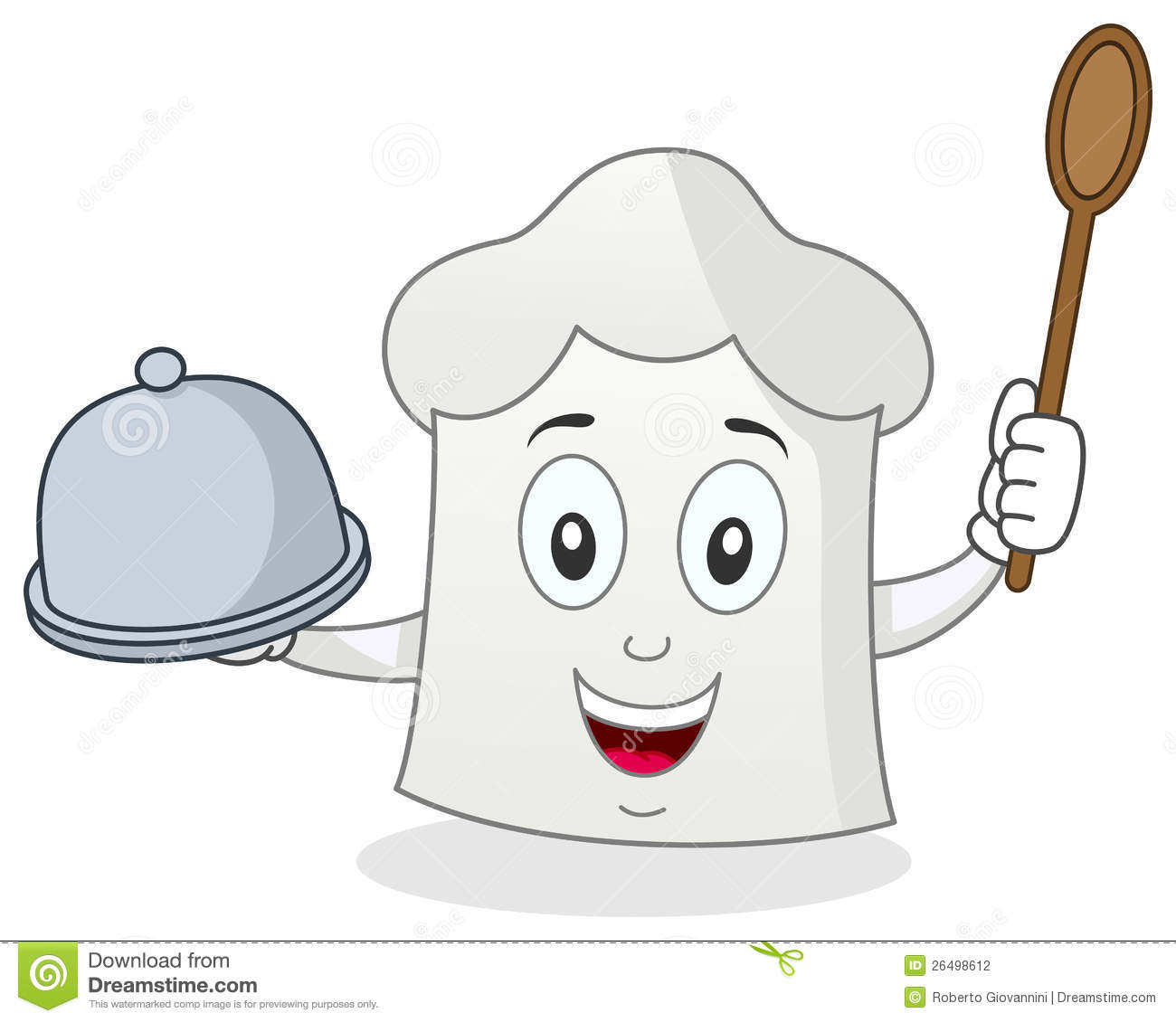 Chefs Hat Drawing Freehand Drawn Cartoon Chef Hat Hand Drawn And  ~ Chapeu Chef De Cozinha Png