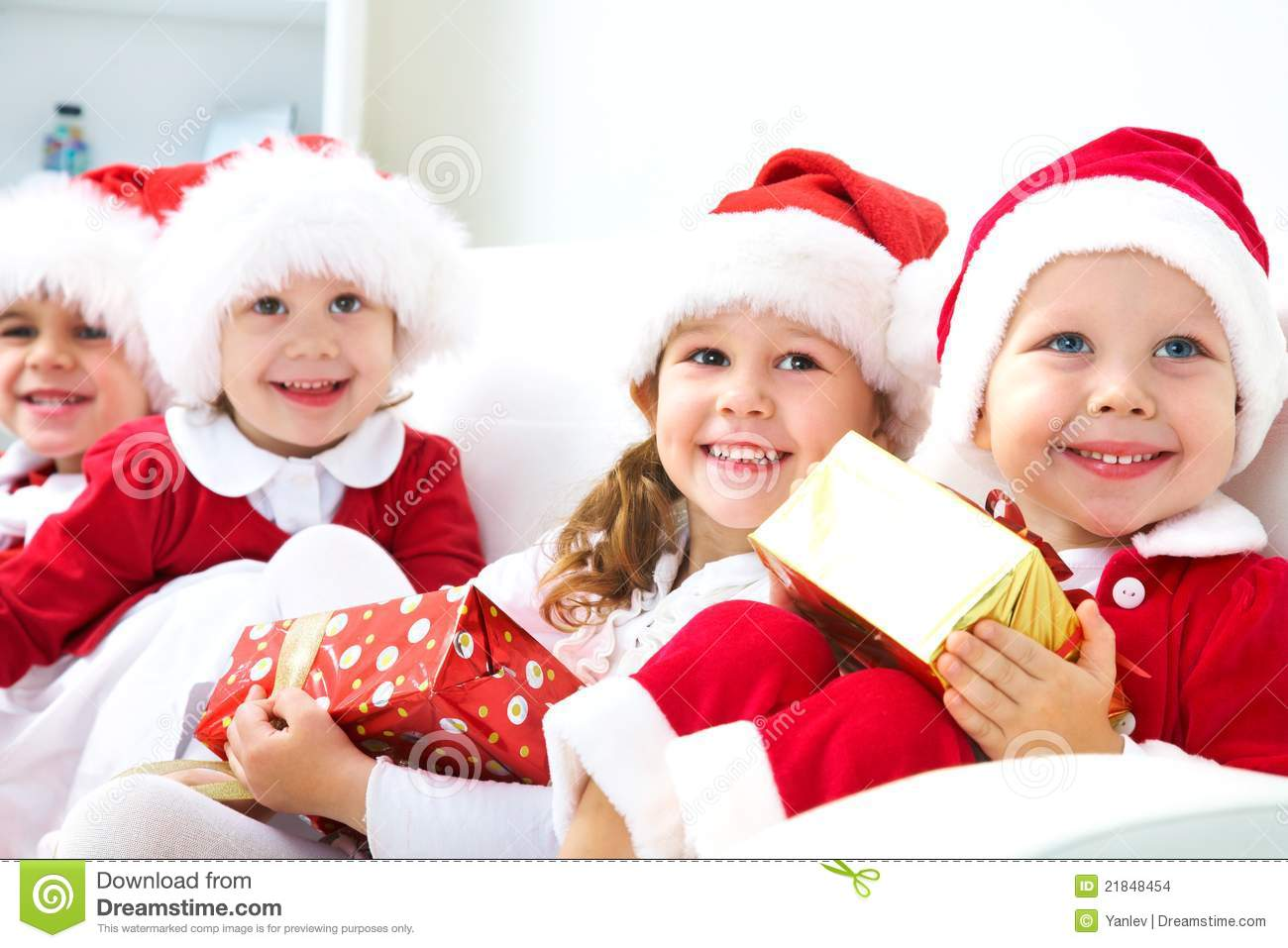 d81d11c591038 Funny christmas company stock photo. Image of little - 21848454
