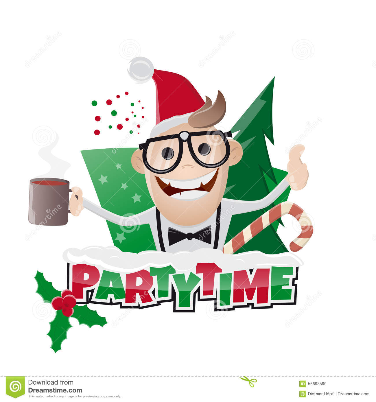 funny christmas party