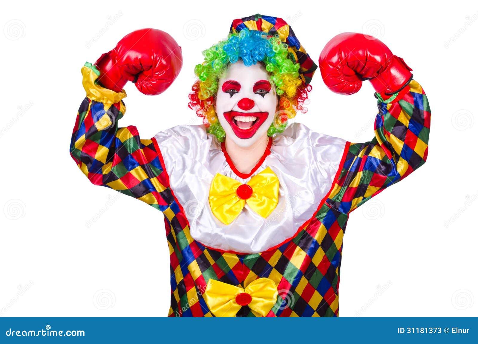 Funny Clown Stock Photos - Image: 31181373