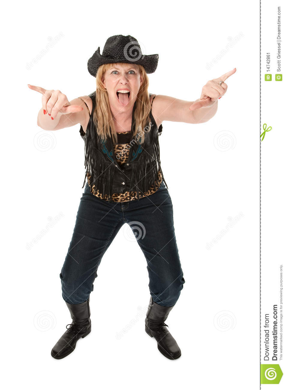 funny cowgirl stock image image 14742861 free clipart cowgirl boots Cowboy Boots