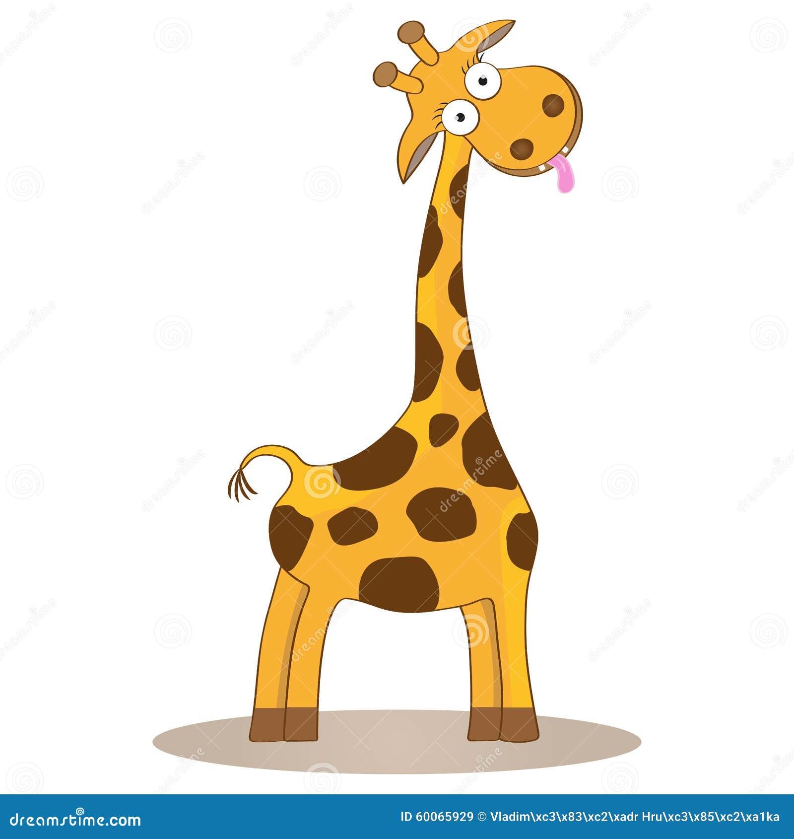Funny giraffe cartoon meme - photo#39