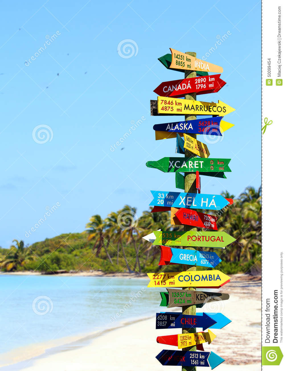 funny direction signpost stock photo image of directional 50099454