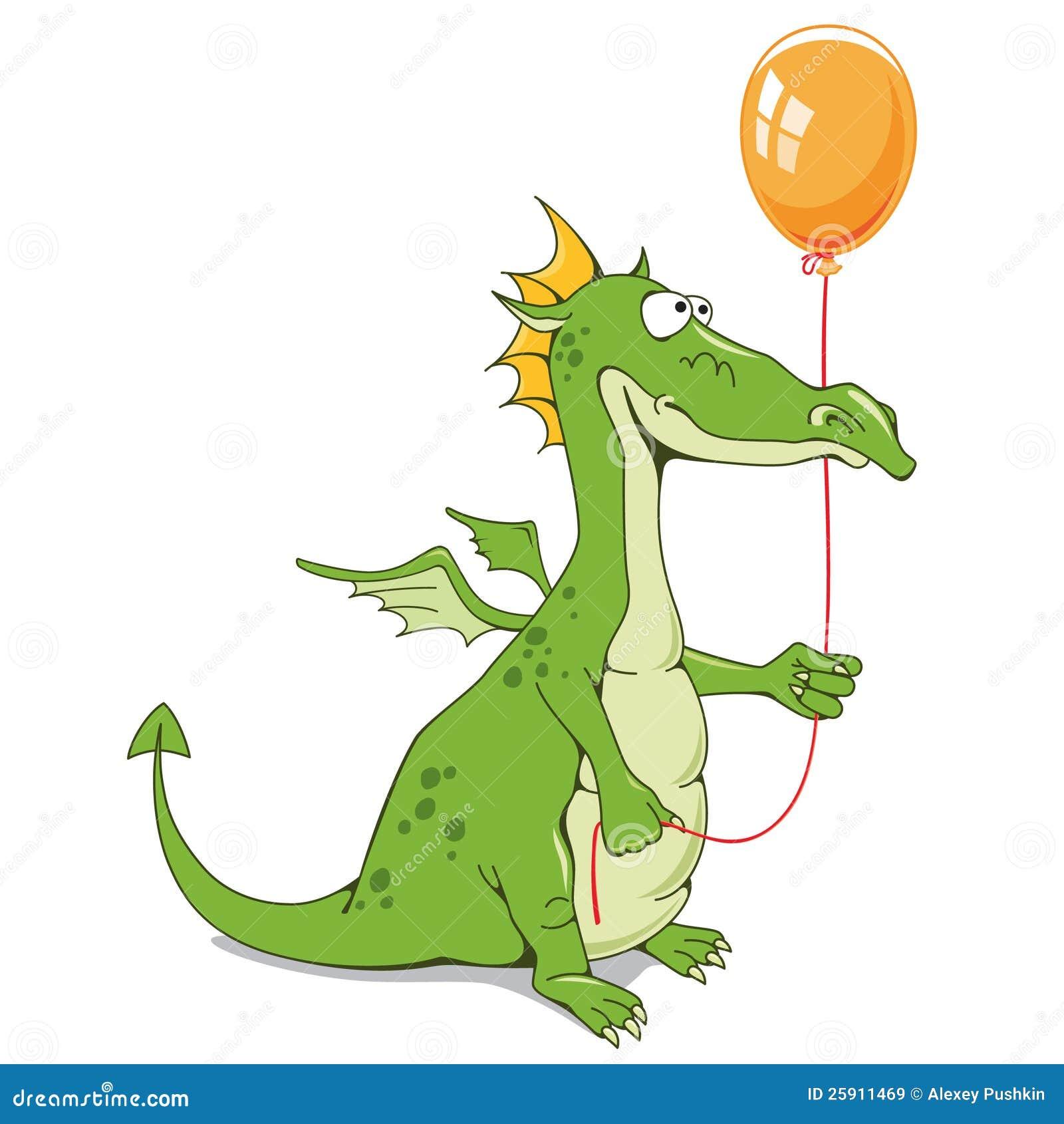 Dragon Balloon Animal