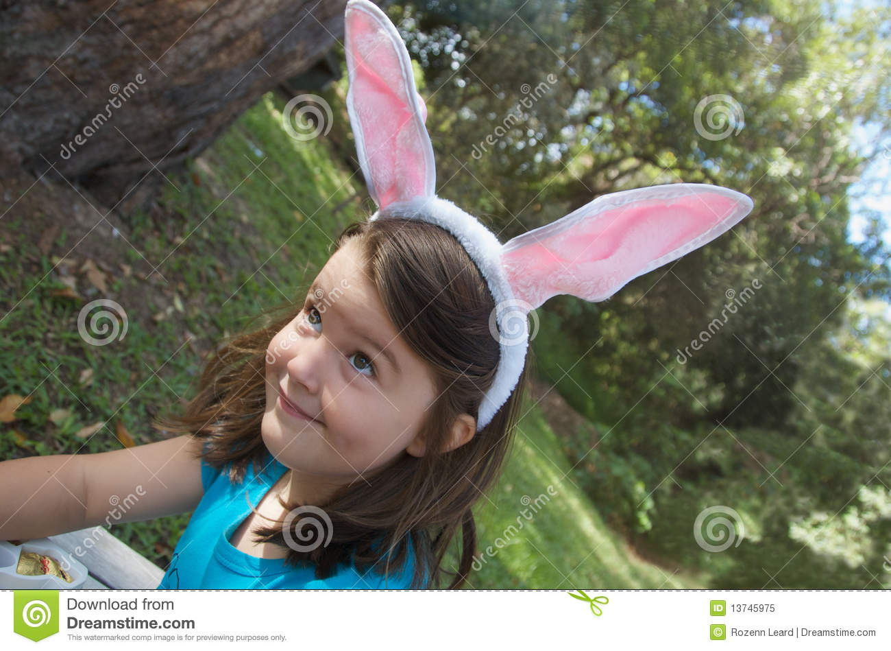 funny easter bunny stock image  image of caucasian  easter