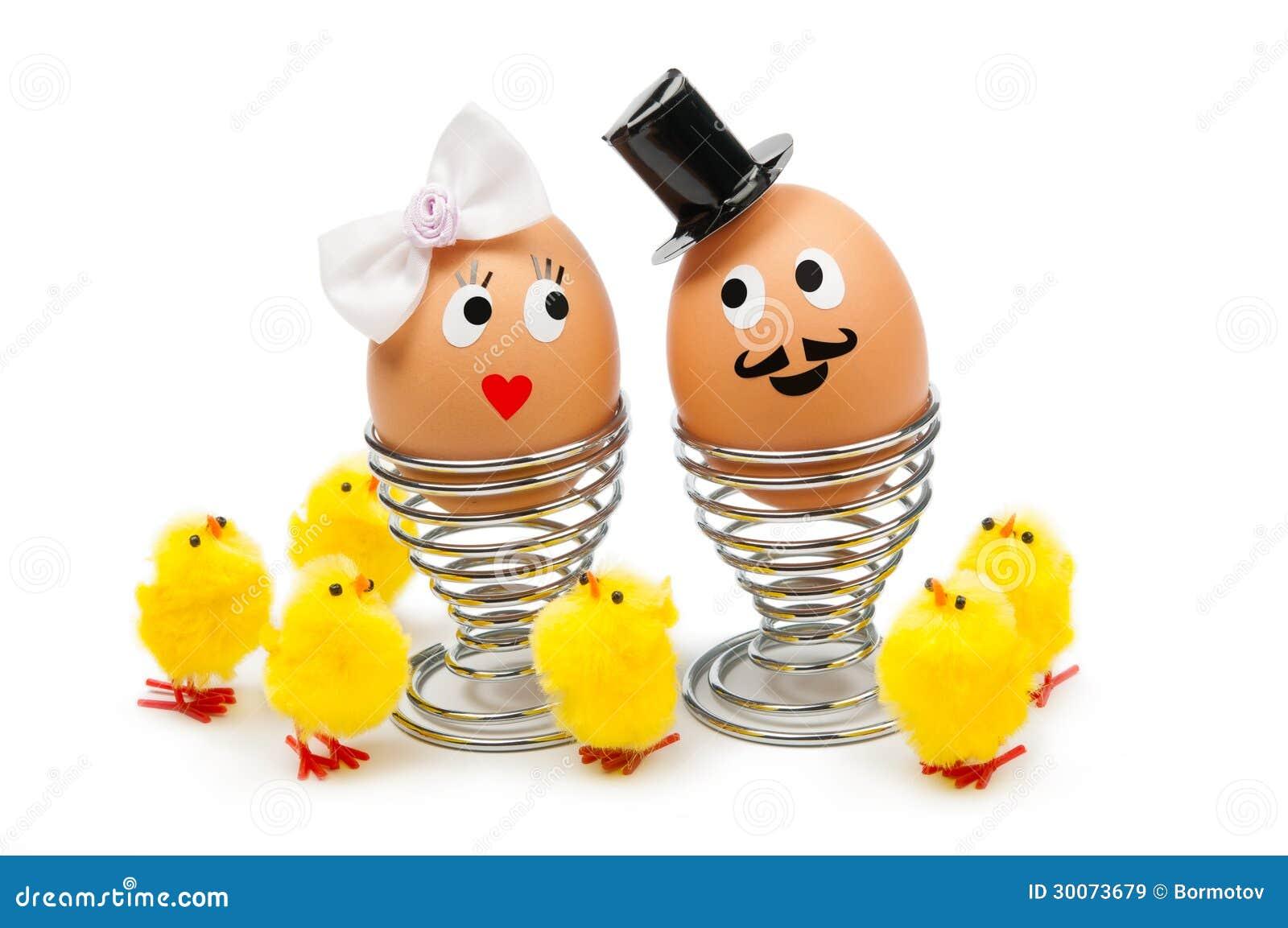 Eggs are funny