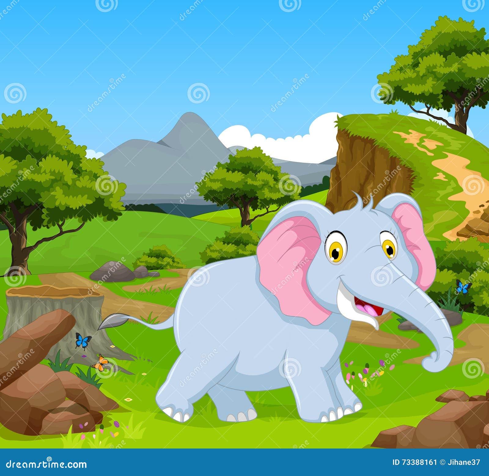My big gray elephant 6