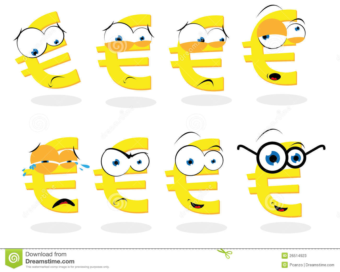 Euro Sign Clipart