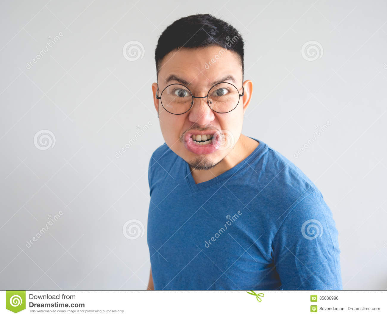 angry asian face - photo #32