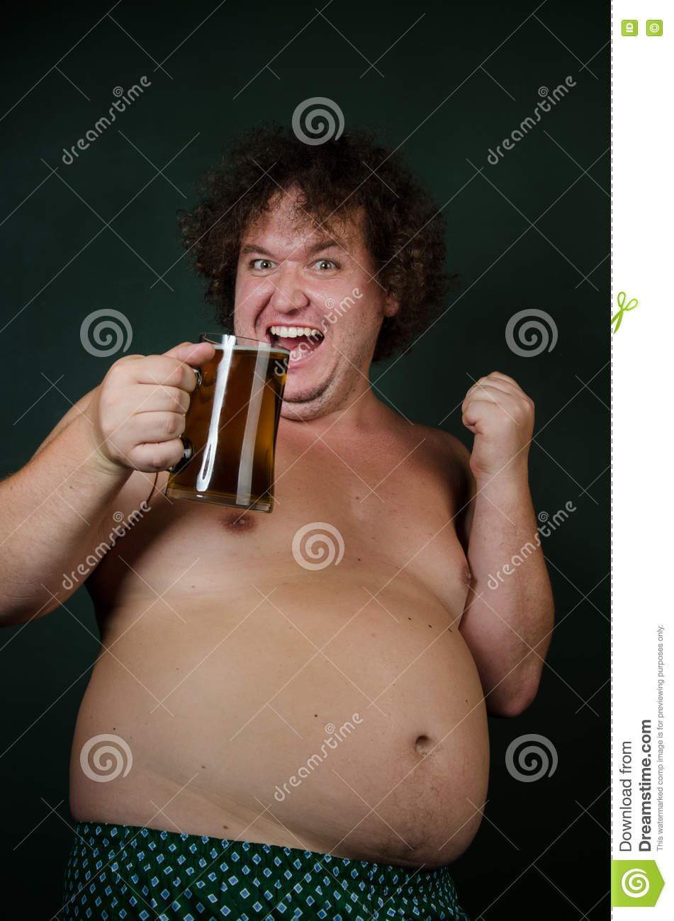 Fat drunk guy images