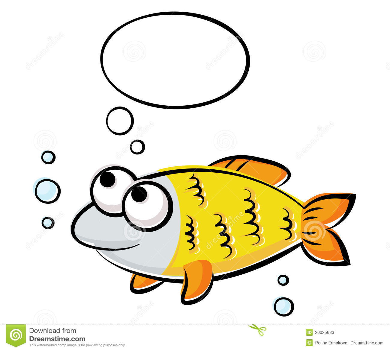 Funny Fish Stock Photos - Image: 20025683
