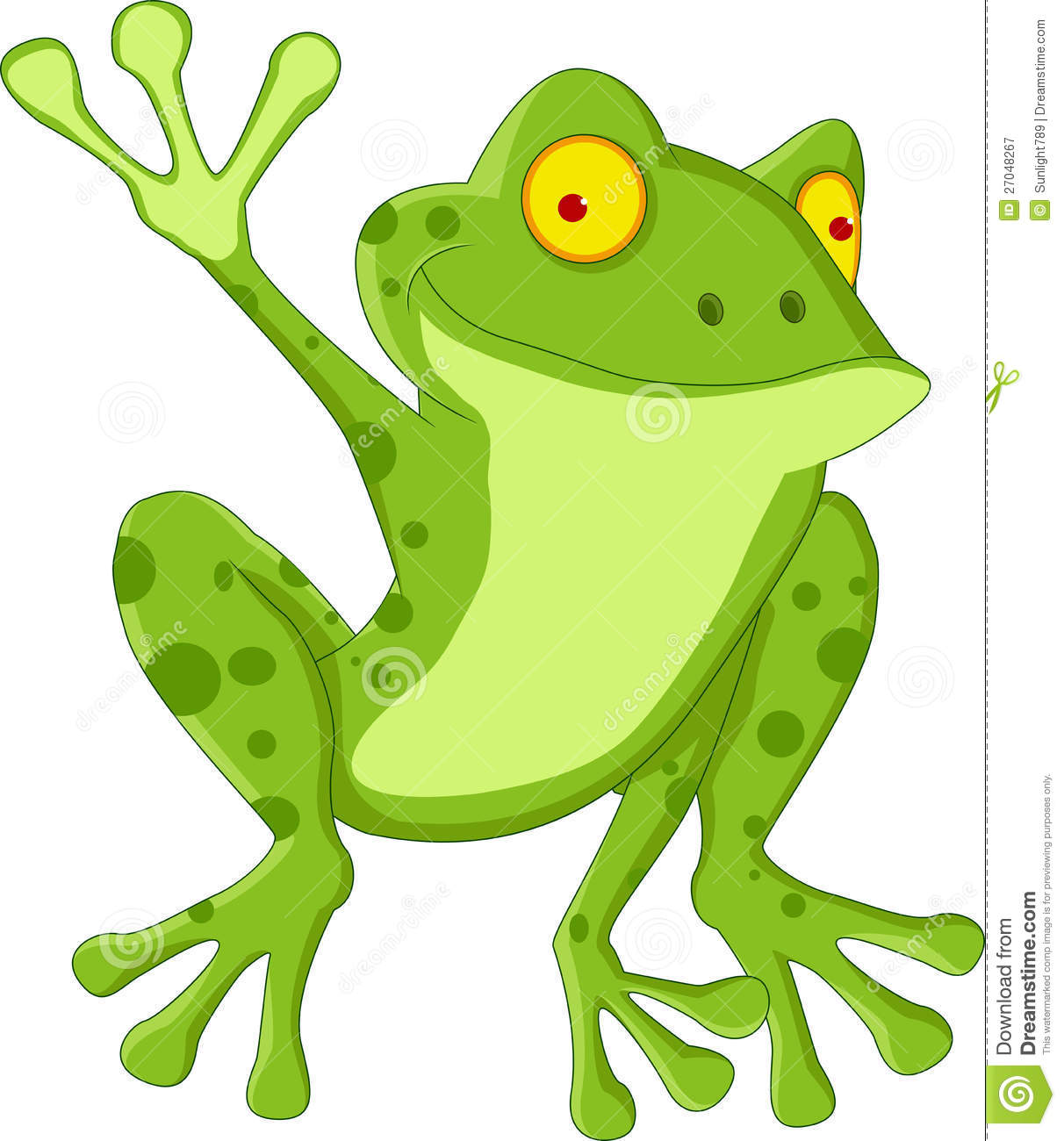 Funny Animated Frogs | www.pixshark.com - Images Galleries ...